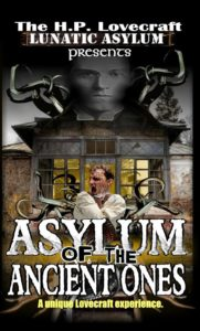 I'm a part of the Asylum! I'm so excited!